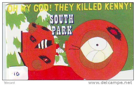 SOUTH PARK Comics Cartoon Anime Film (10) - BD