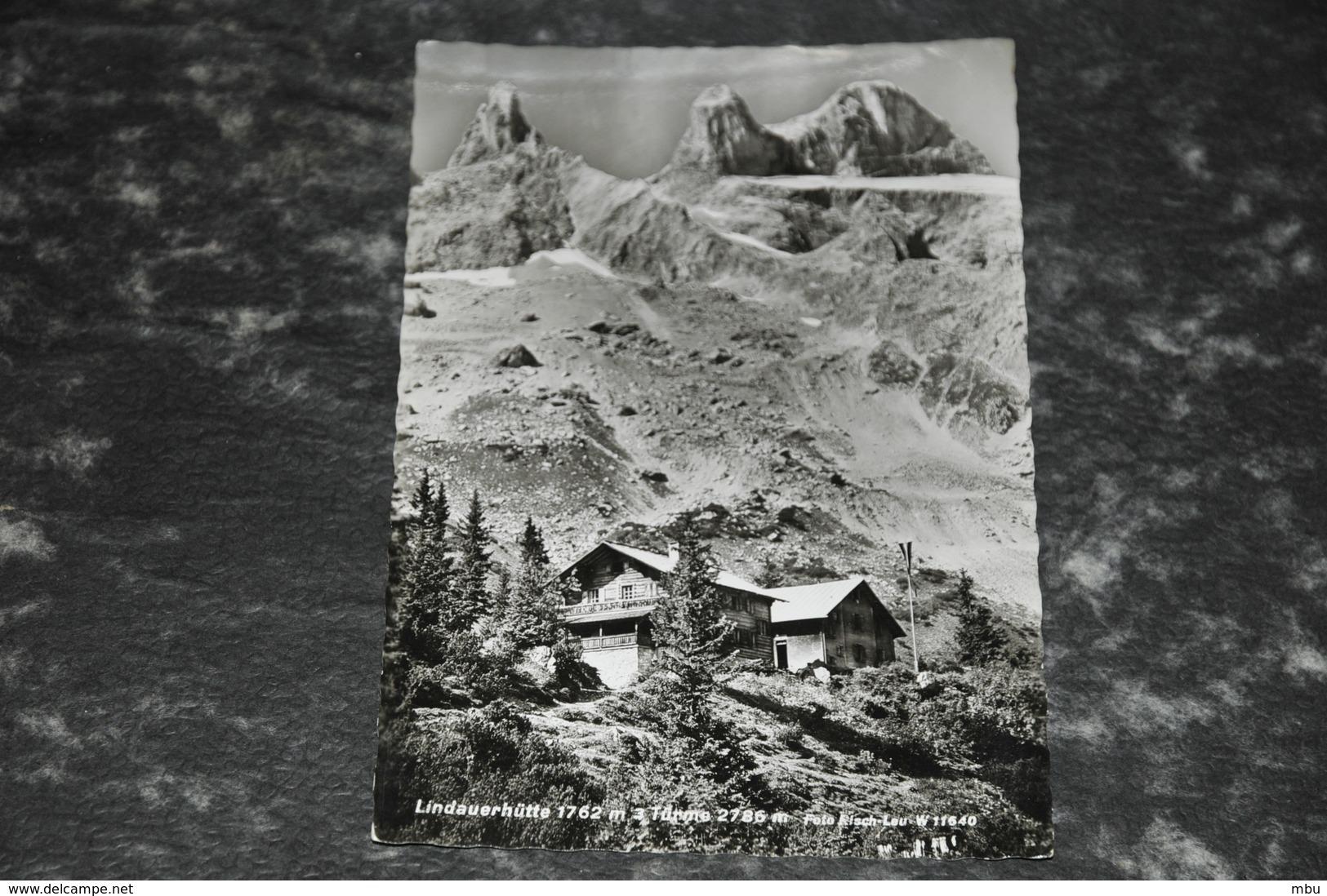 461  Lindauerhütte Und 3 Türme - Schruns