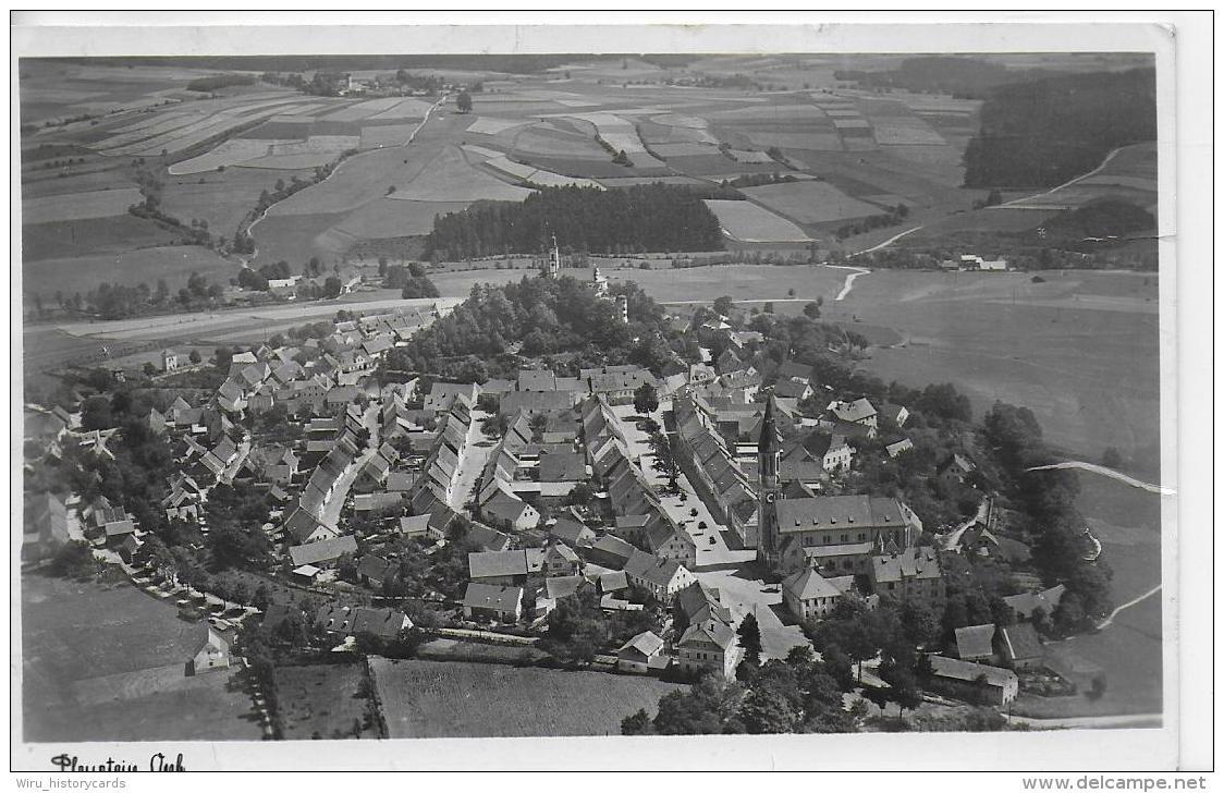 AK 0841  Pleystein ( Opf. ) - Verlag Schopper Um 1940-50 - Neustadt Waldnaab