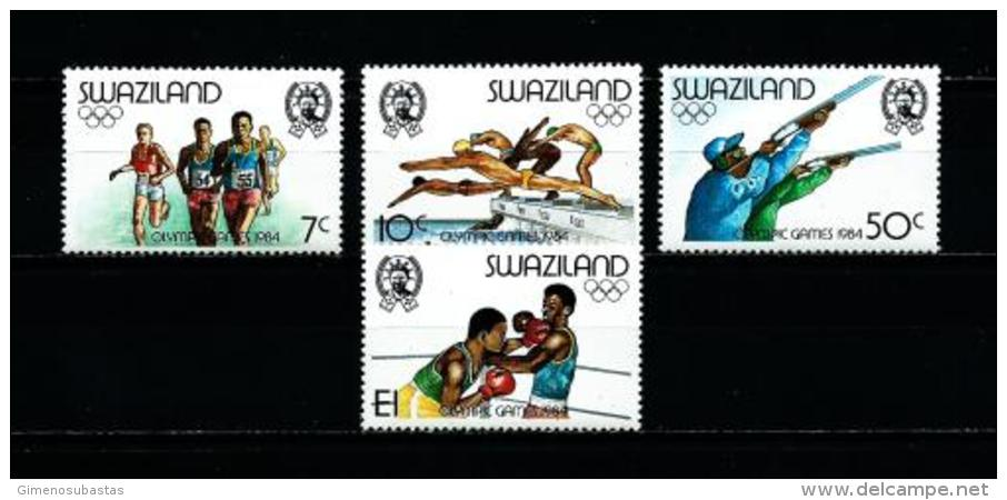 Swaziland  Nº Yvert  456/9  En Nuevo - Swaziland (1968-...)