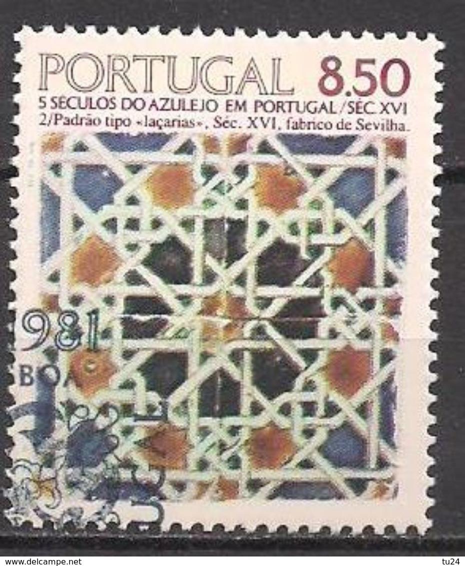 Portugal  (1981)  Mi.Nr.  1535  Gest. / Used  (10ev27) - 1910-... République