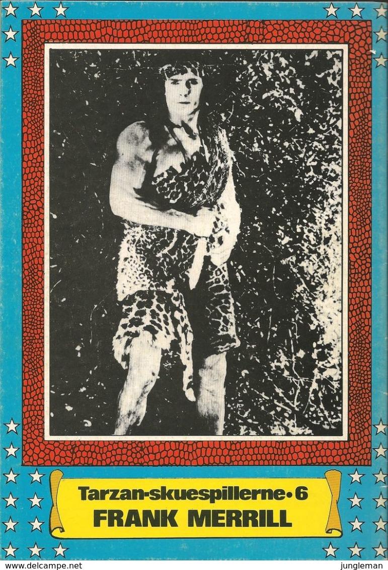 Tarzan Apenes Konge N° 19 + Frank Merrill (in Norwegian) Williams Forlag Oslo - Oktober 1974 - Limite Neuf - Scandinavian Languages