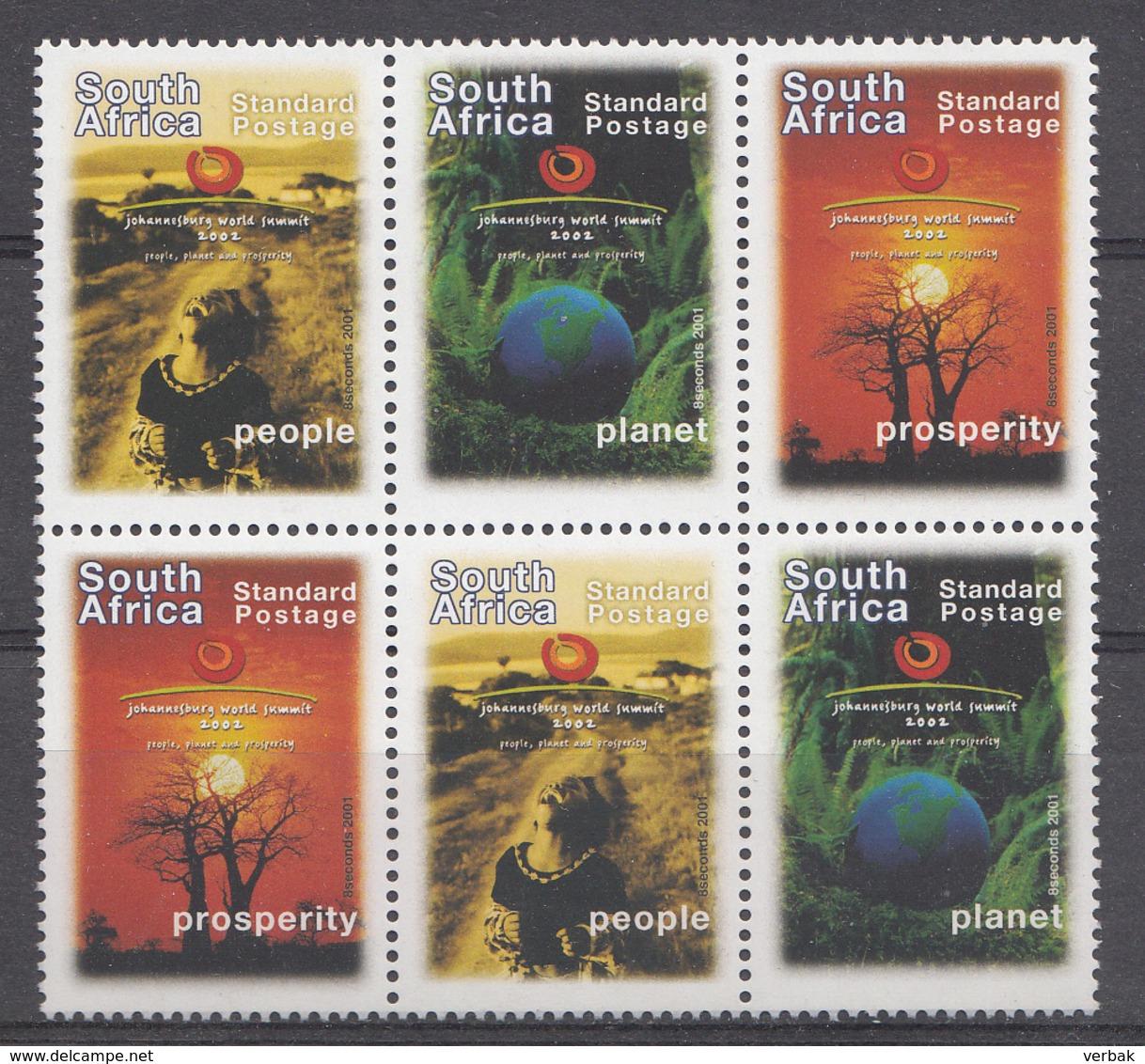 Afrique Du Sud 2001 Mi.nr.:  ???  Neuf Sans Charniere / MNH / Postfris - Afrique Du Sud (1961-...)