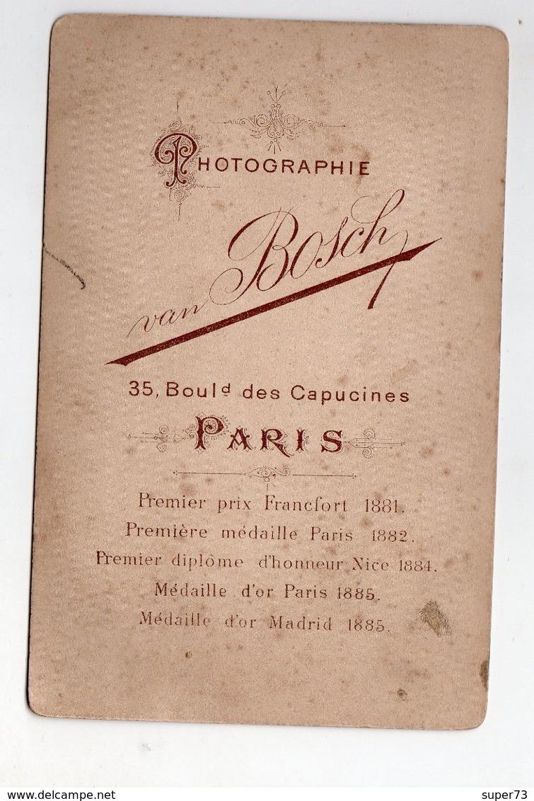 Photo Cabinet Portrait 3/4 Acteur , Van Bosch , Paris - Photos
