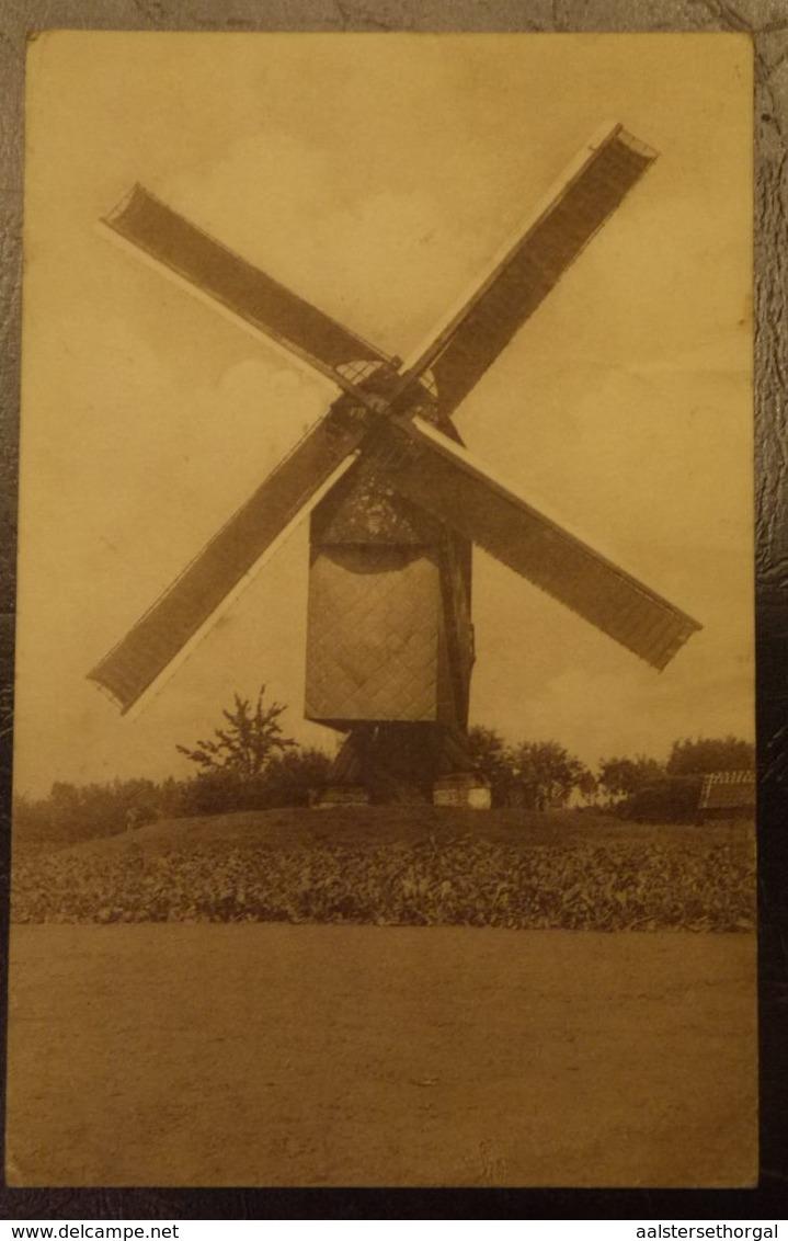 Gooik  Pk Cpa Broebel Molen Moulin - Gooik
