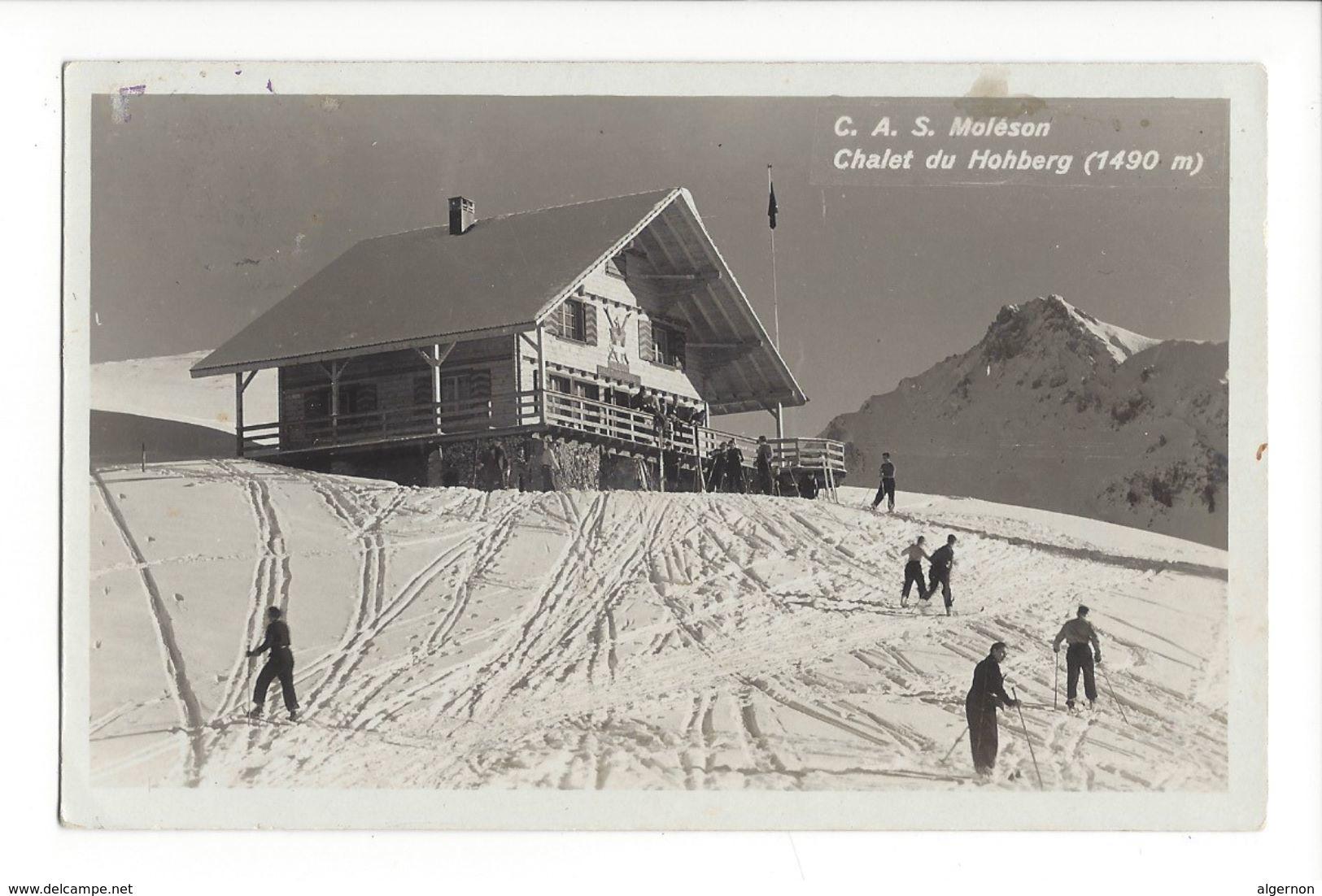 193301 - Chalet Du Hohberg C.A.S. Moléson Skieurs - FR Fribourg