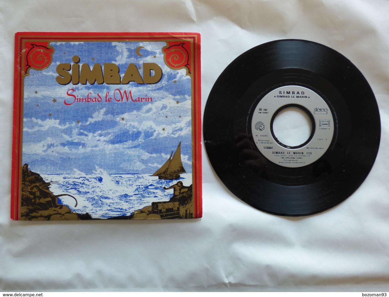 SIMBAD  Sous Label EMI FRANCE 1735047 - Soundtracks, Film Music