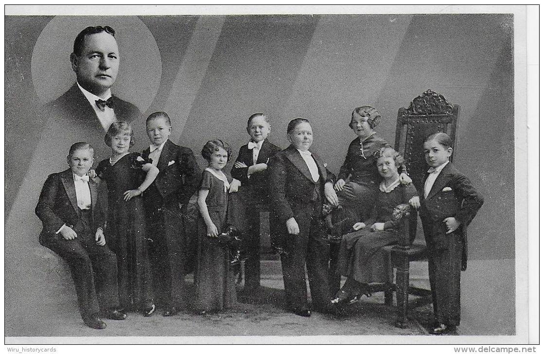 AK 0842  Willy Heep - Liliputaner-Künstler-Truppe ( Magdeburg ) Um 1930-40 - Zirkus