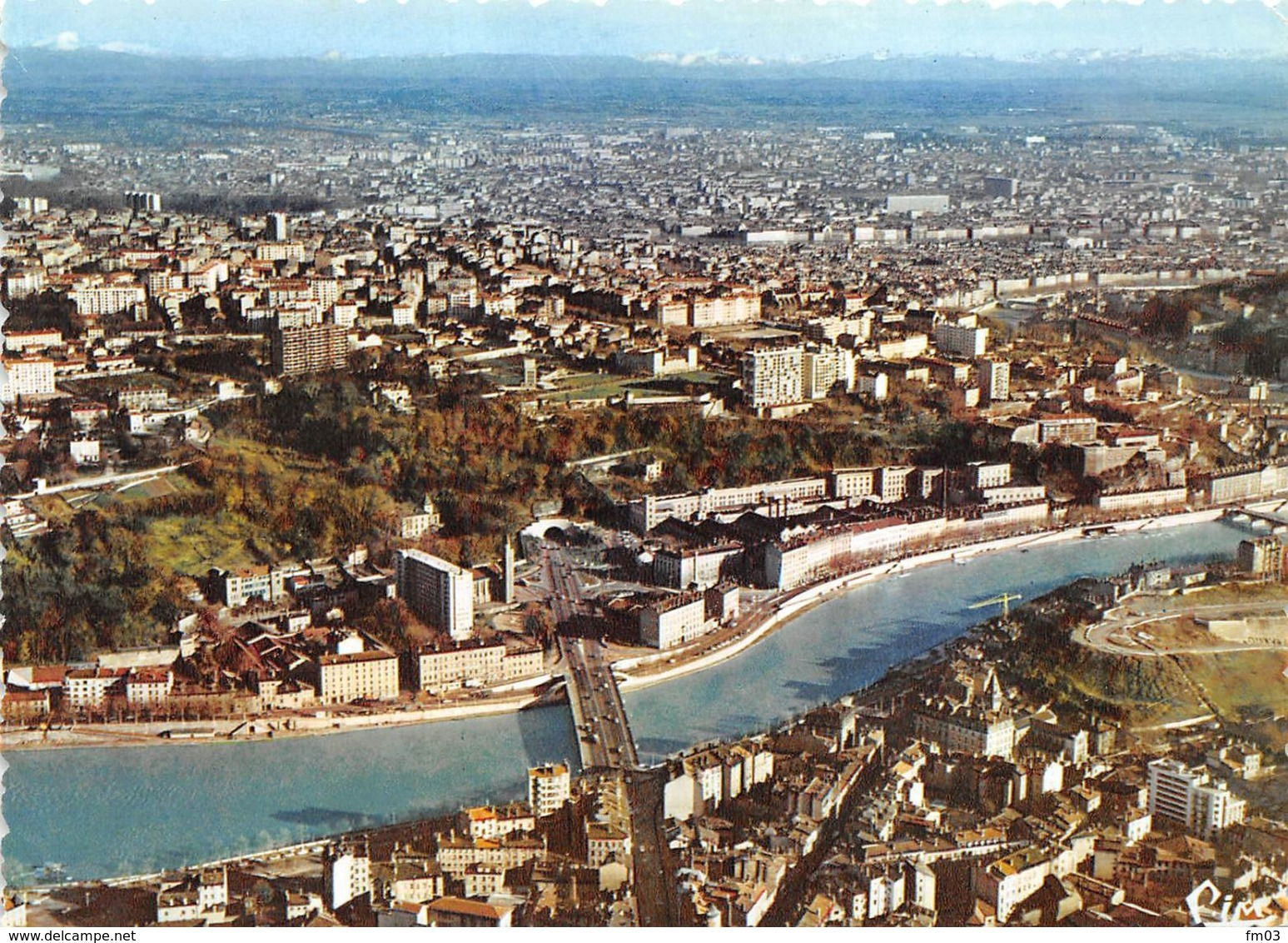 Lyon 9 Vaise Et 4 Croix Rousse - Lyon