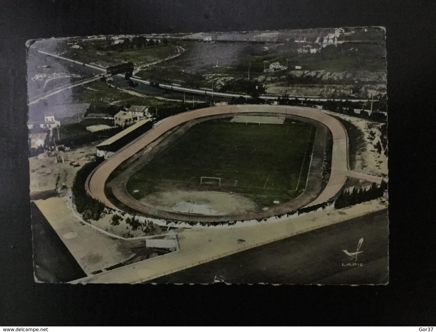 Stadio, Stade, Stadion, Estadio, Campo Sportivo PORT DE BOUC - Fútbol