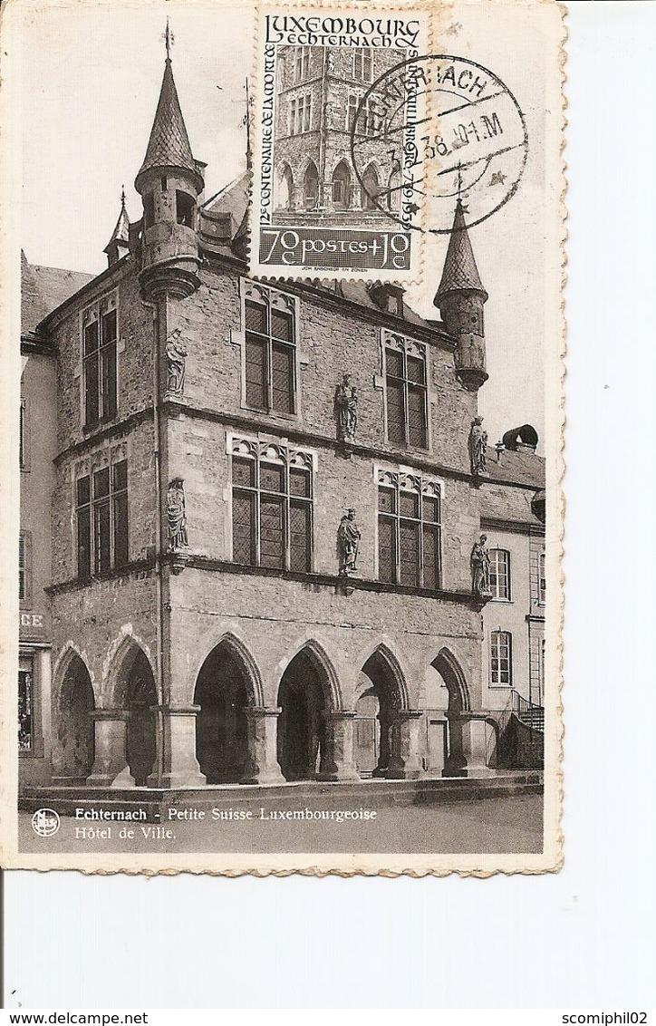 Luxembourg ( CP Maximum De 1938 à Voir) - Cartes Maximum