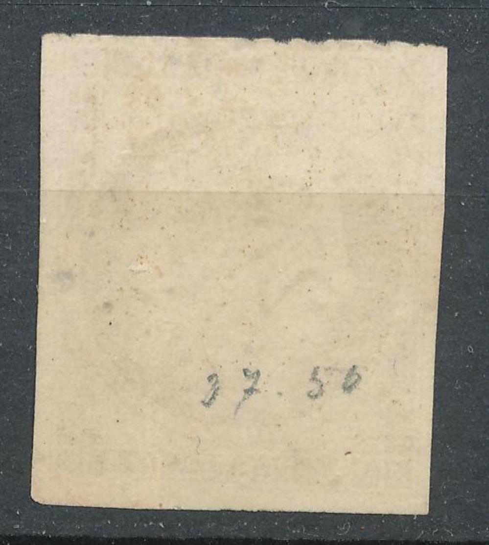 N°1 LOSANGE PETITS CHIFFRES 1er CHOIX - 1849-1850 Cérès
