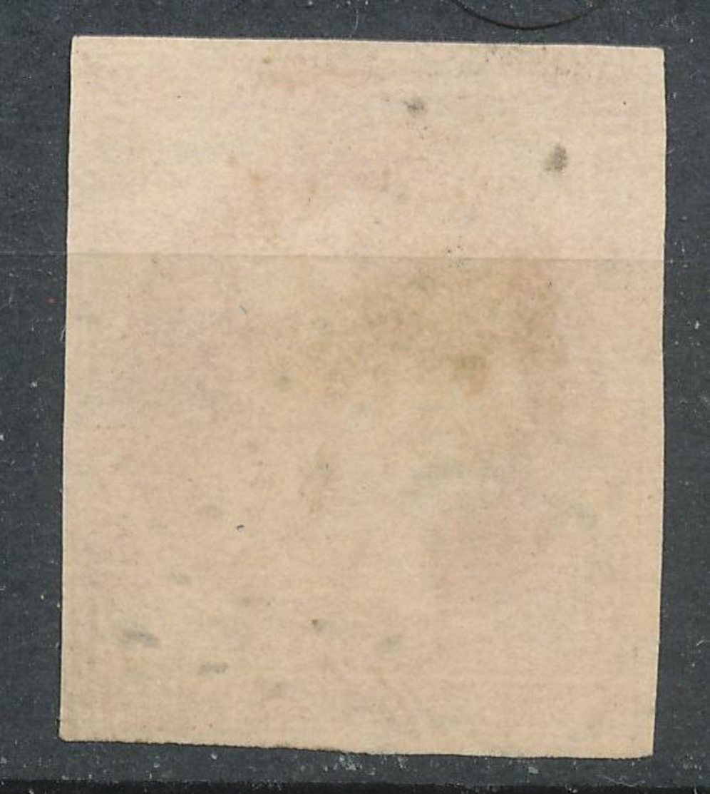 N°6 CARMIN FONCE LOSANGE PETITS CHIFFRES 1er CHOIX - 1849-1850 Cérès