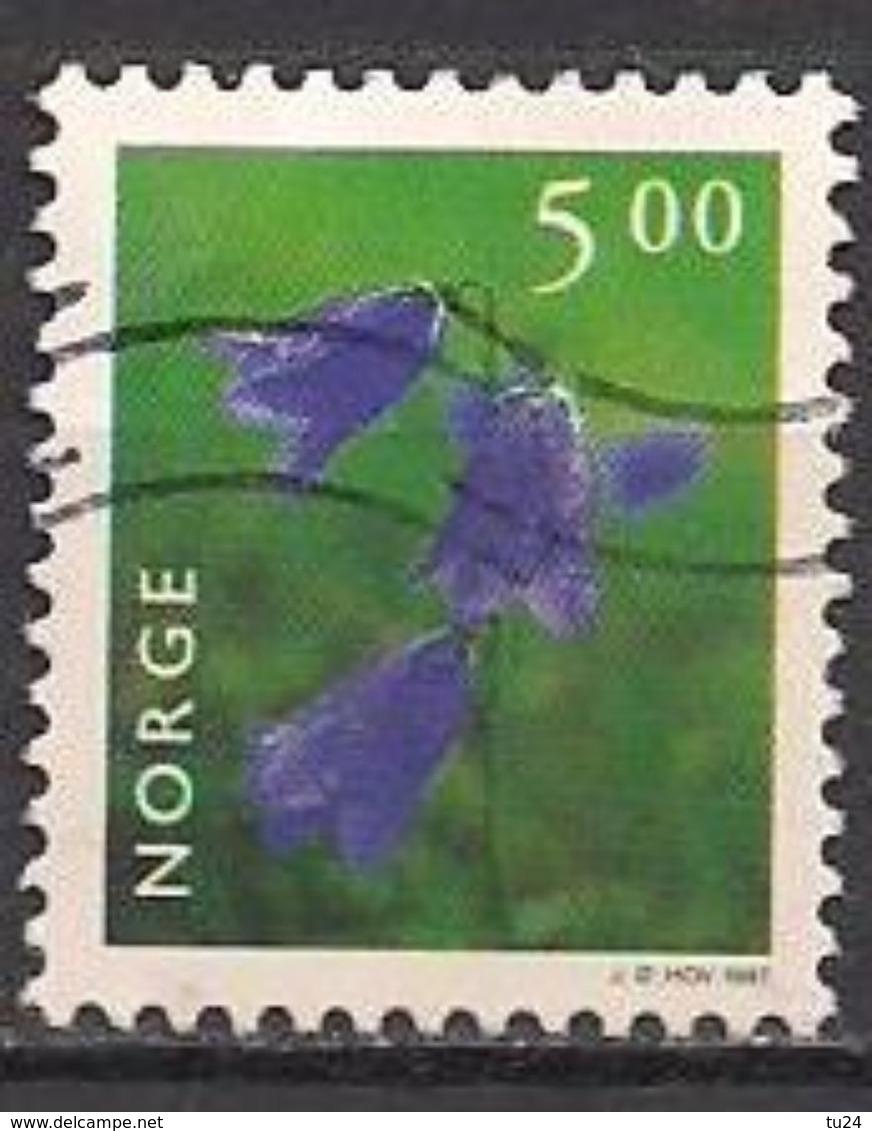 Norwegen  (1997)  Mi.Nr.  1233  Gest. / Used  (3ev21) - Gebraucht