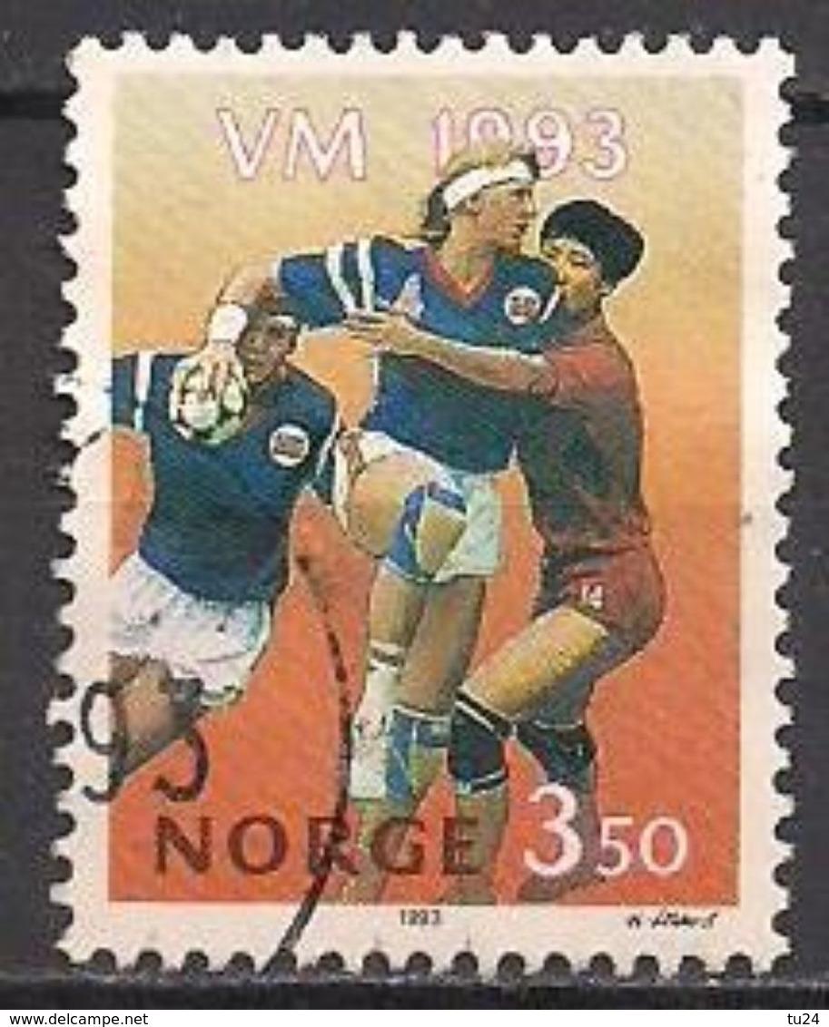 Norwegen  (1993)  Mi.Nr.  1129 Gest. / Used  (2ev20) - Norwegen