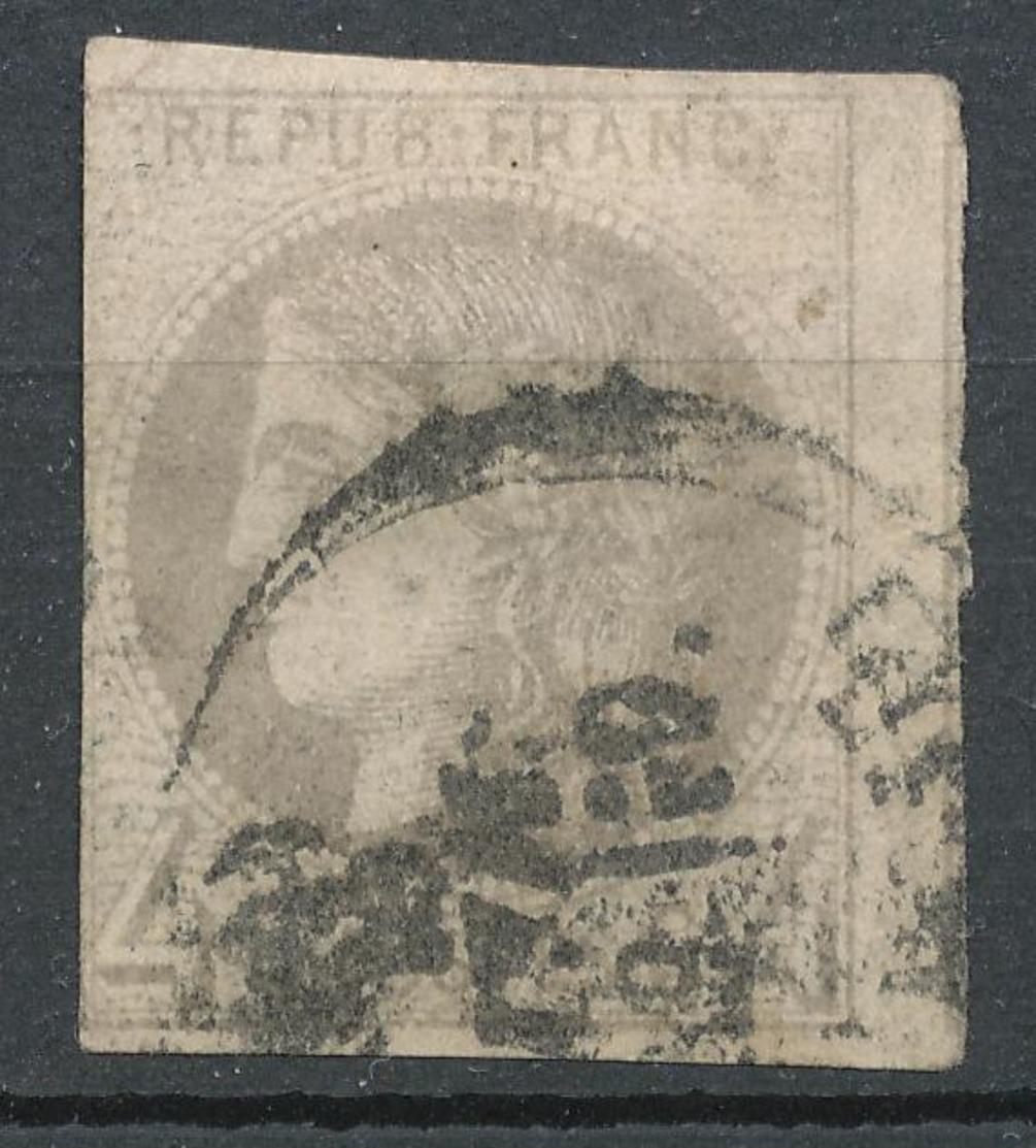 N°41 NUANCE VOIR DESCRIPTIF. - 1870 Bordeaux Printing