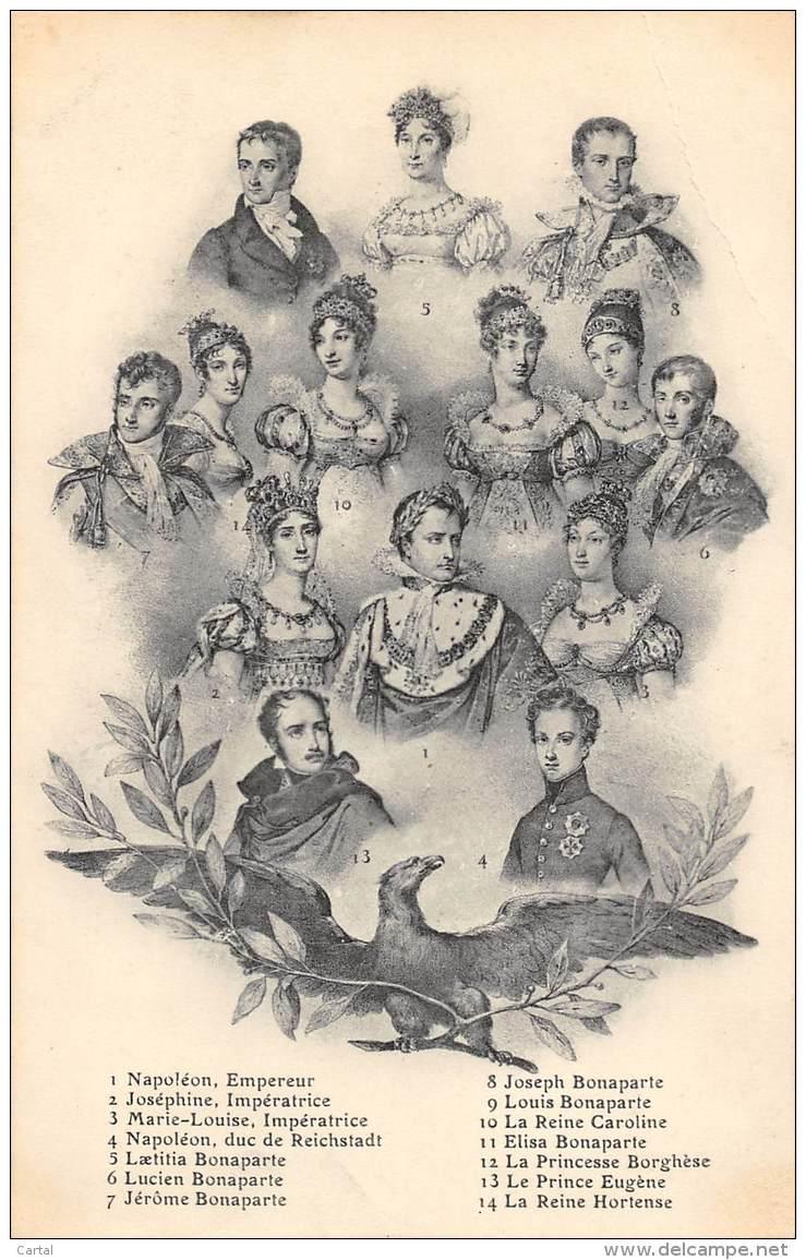 Famille De Napoléon BONAPARTE - Hommes Politiques & Militaires