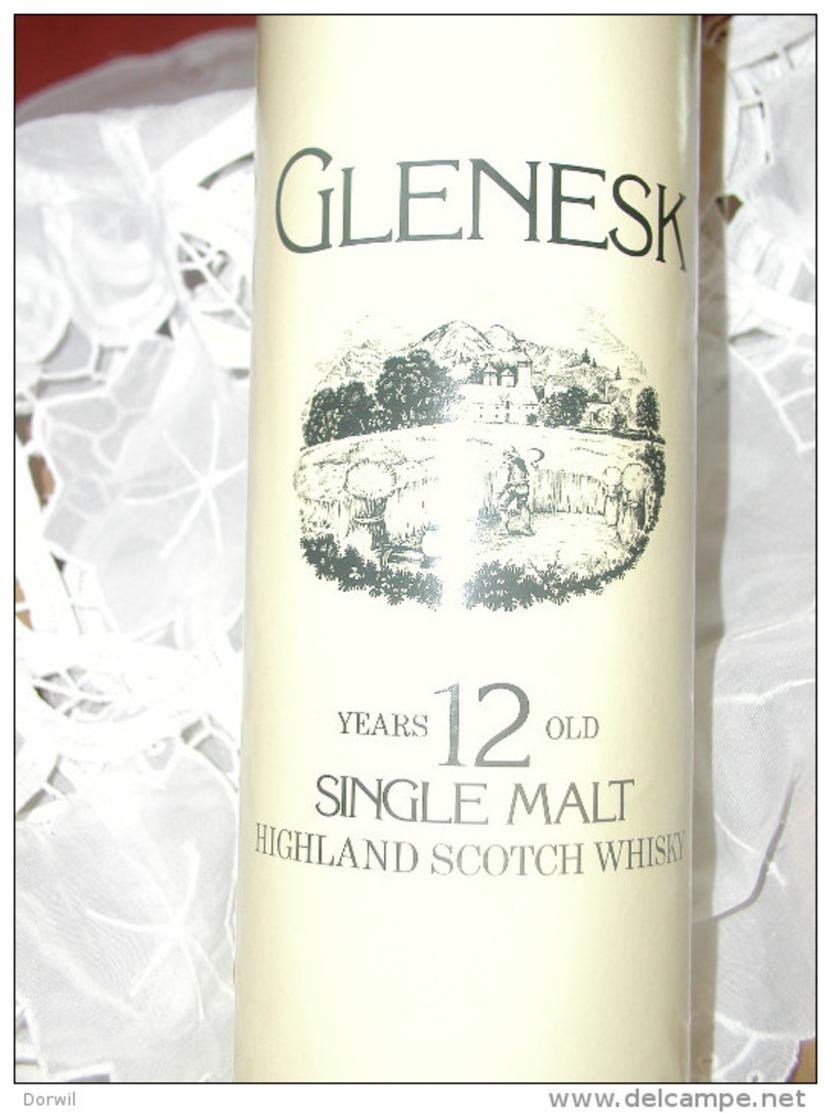 Glenesk Single Malt Whisky - 750ml.- 40% - Over 50 Years Old !!! - Whisky
