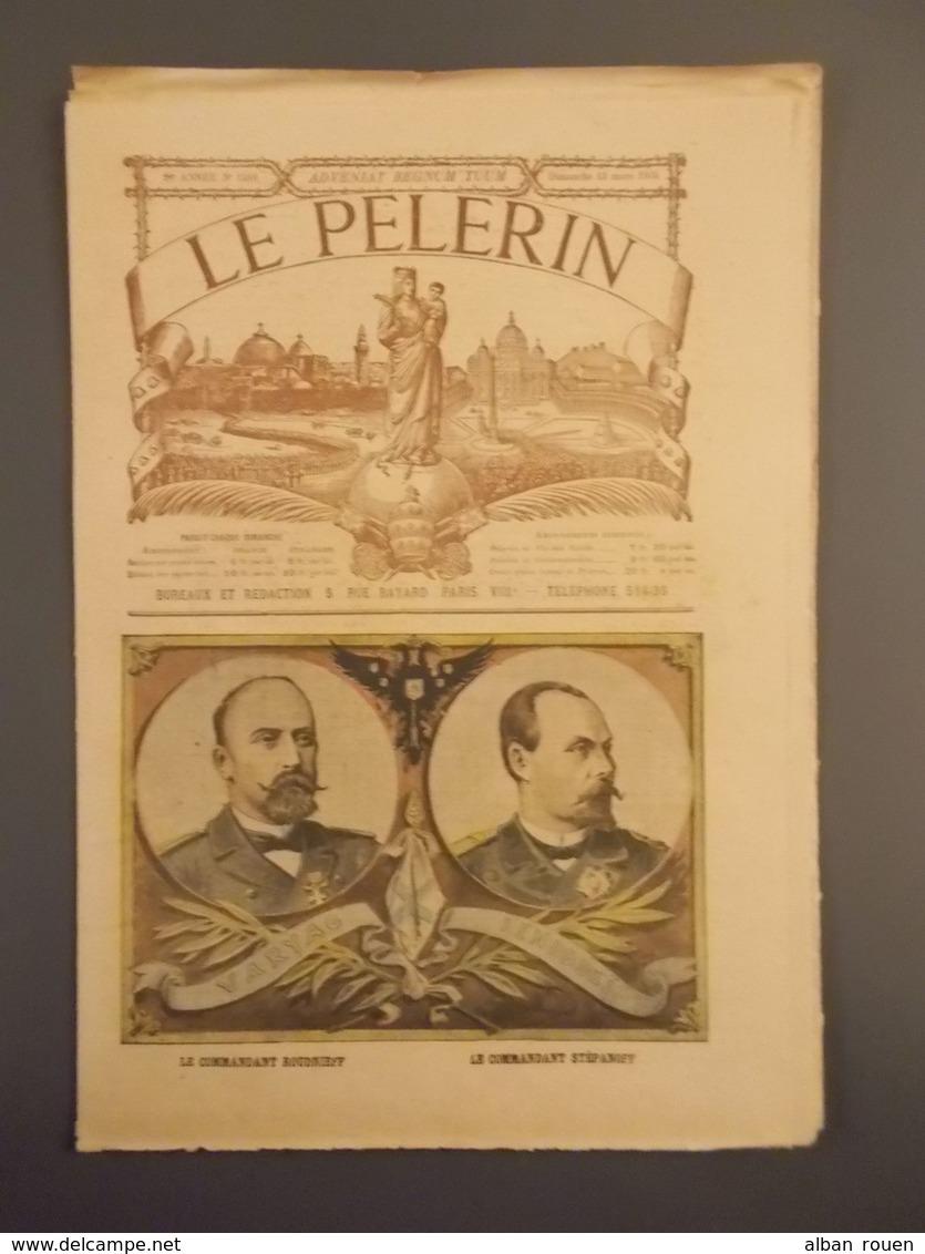 AN - Le Pelerin - N°1419 - 13 Mars 1904 - Autres