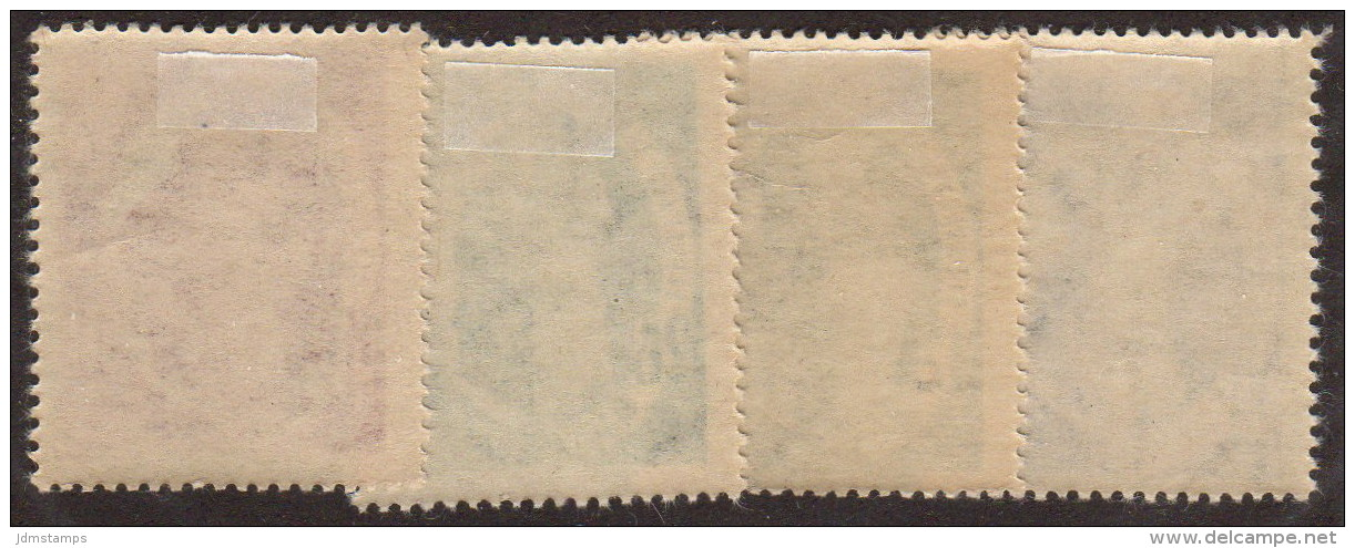 HUN SC #B195-8 MH (HR) 1947 S-P / Charitable Purposes CV $13.75 (if NH) - Unused Stamps
