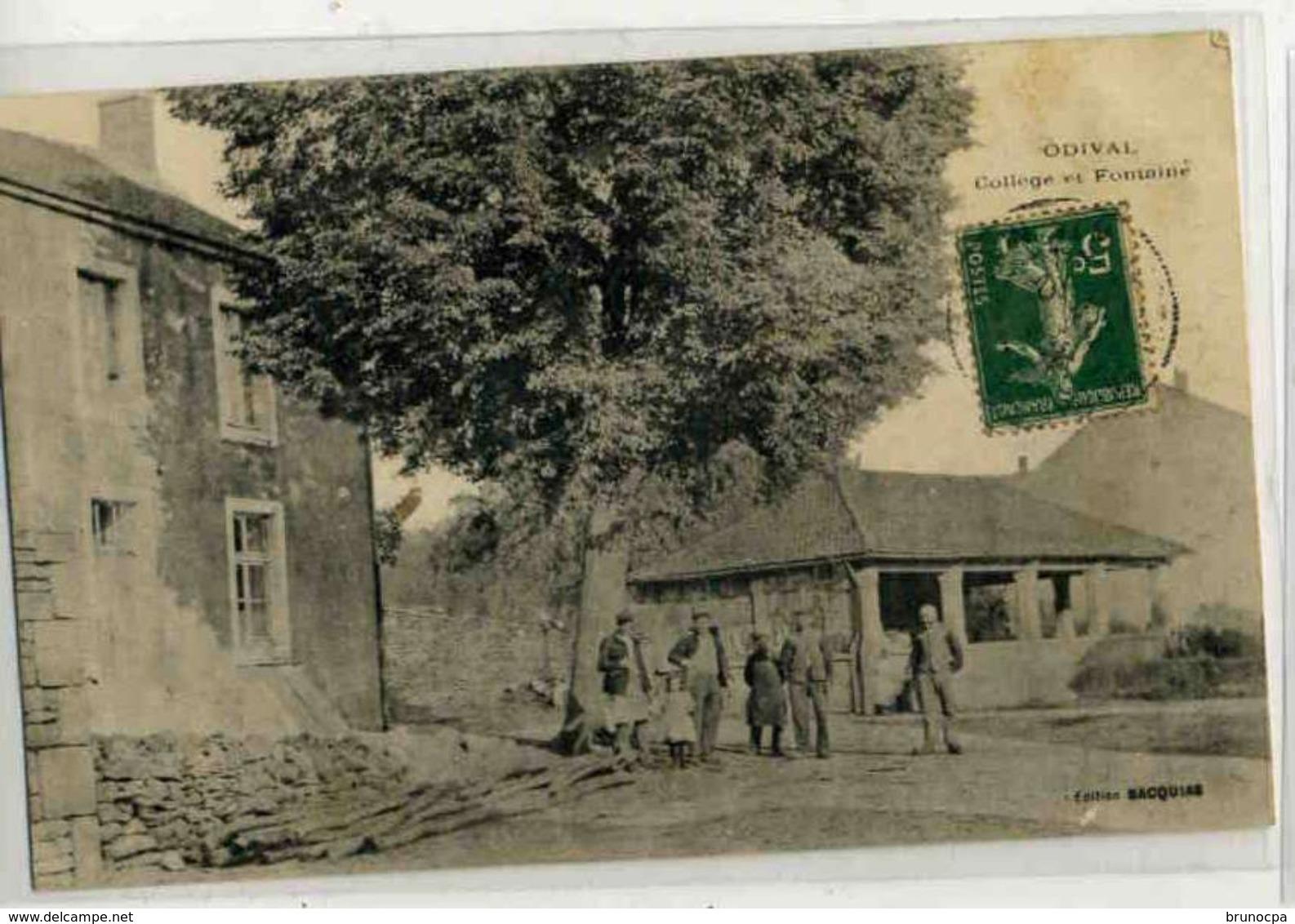 ODIVAL Collège Et Fontaine - Autres Communes