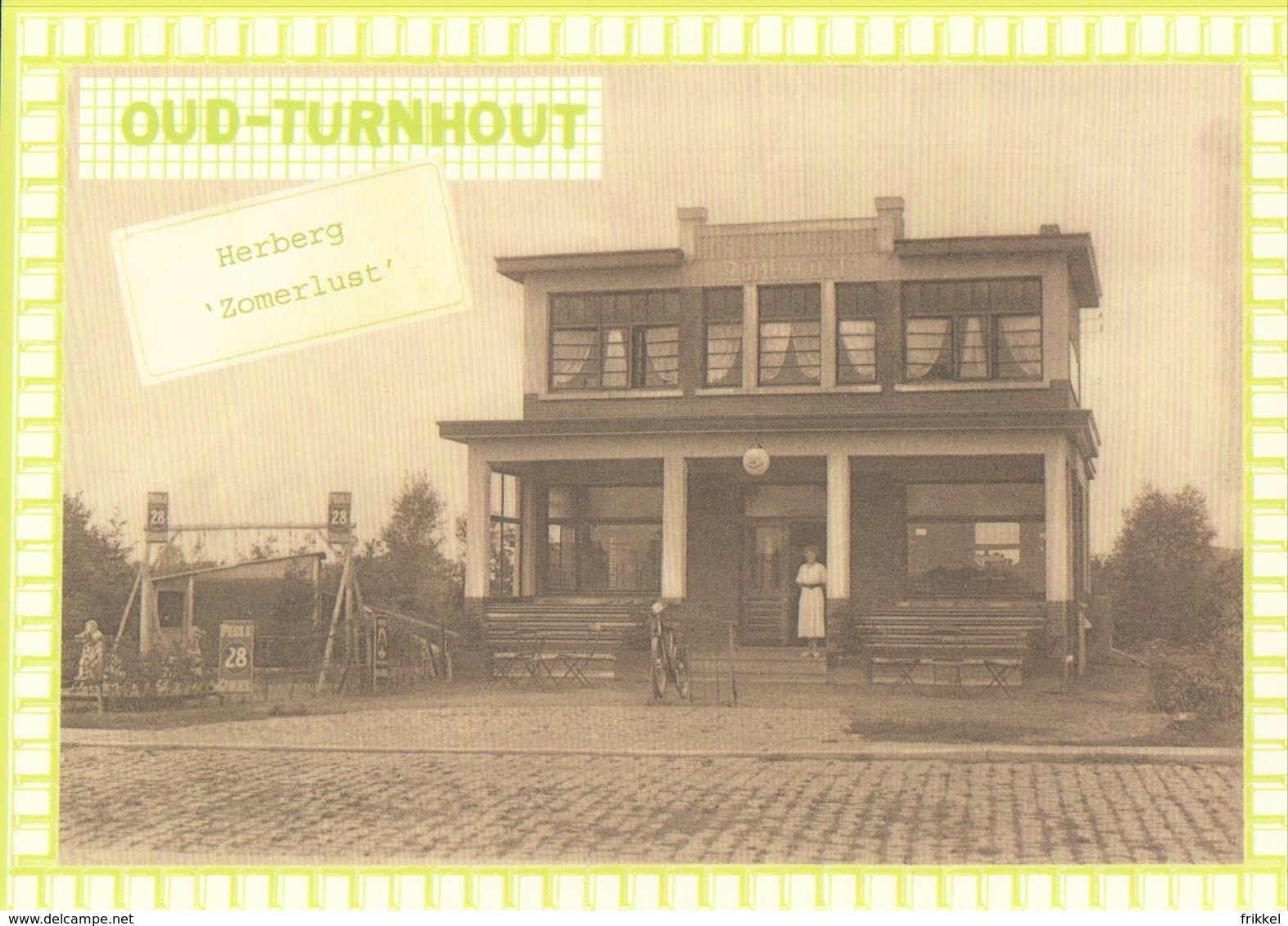 Oud-Turnhout Herberg Zomerlust - Oud-Turnhout
