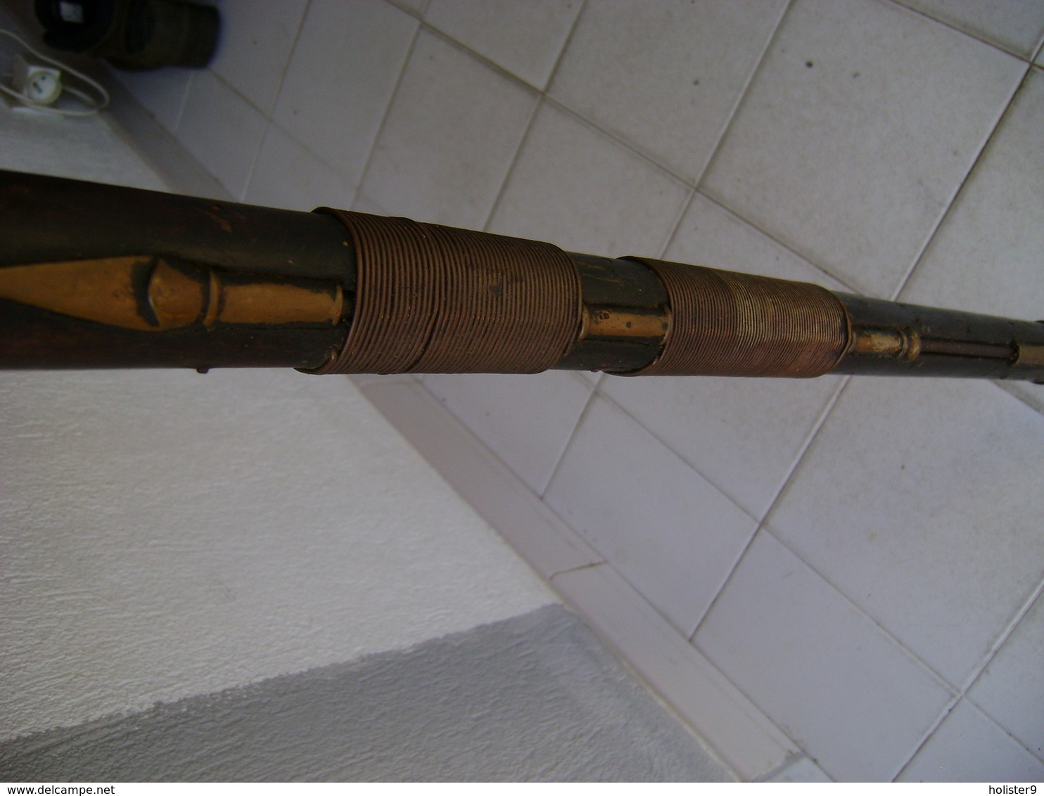 BROWN BESS.mousquet à Silex - Armes Neutralisées
