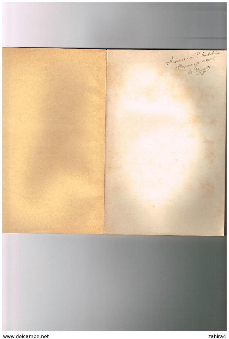 Thèses Présentées à La Faculté Des Sciences De Toulouse Chimie M. Marcel Murat Méthylcylclohexanol Imp. Moderne Agen - Livres Dédicacés