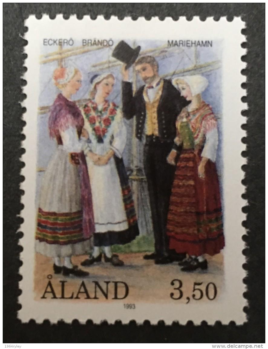 Aland  - MNH** - 1993  - # 76 - Aland