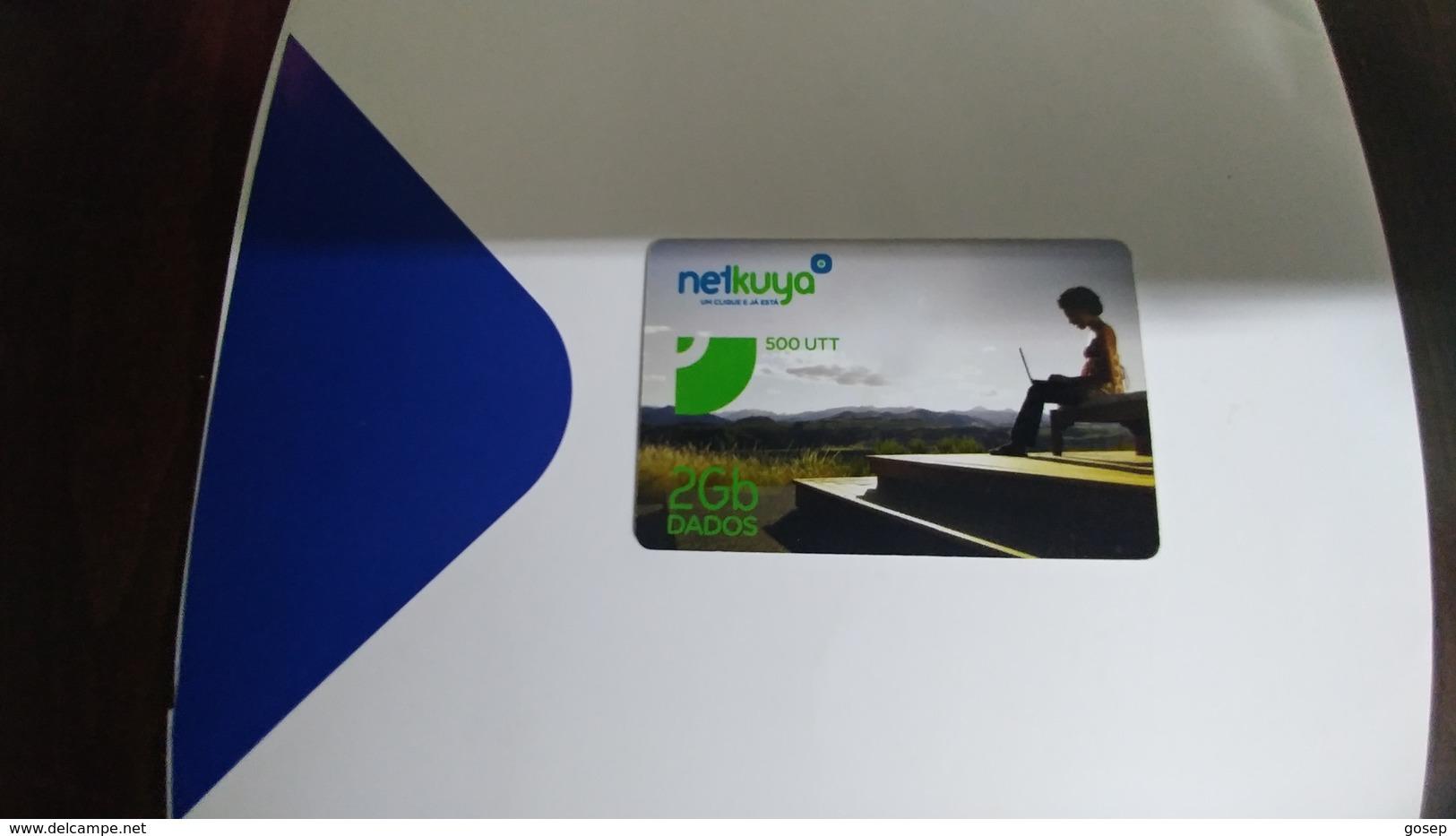 Angola-netkuya-(41)-(sample Card)-+1card Prepiad Free - Angola