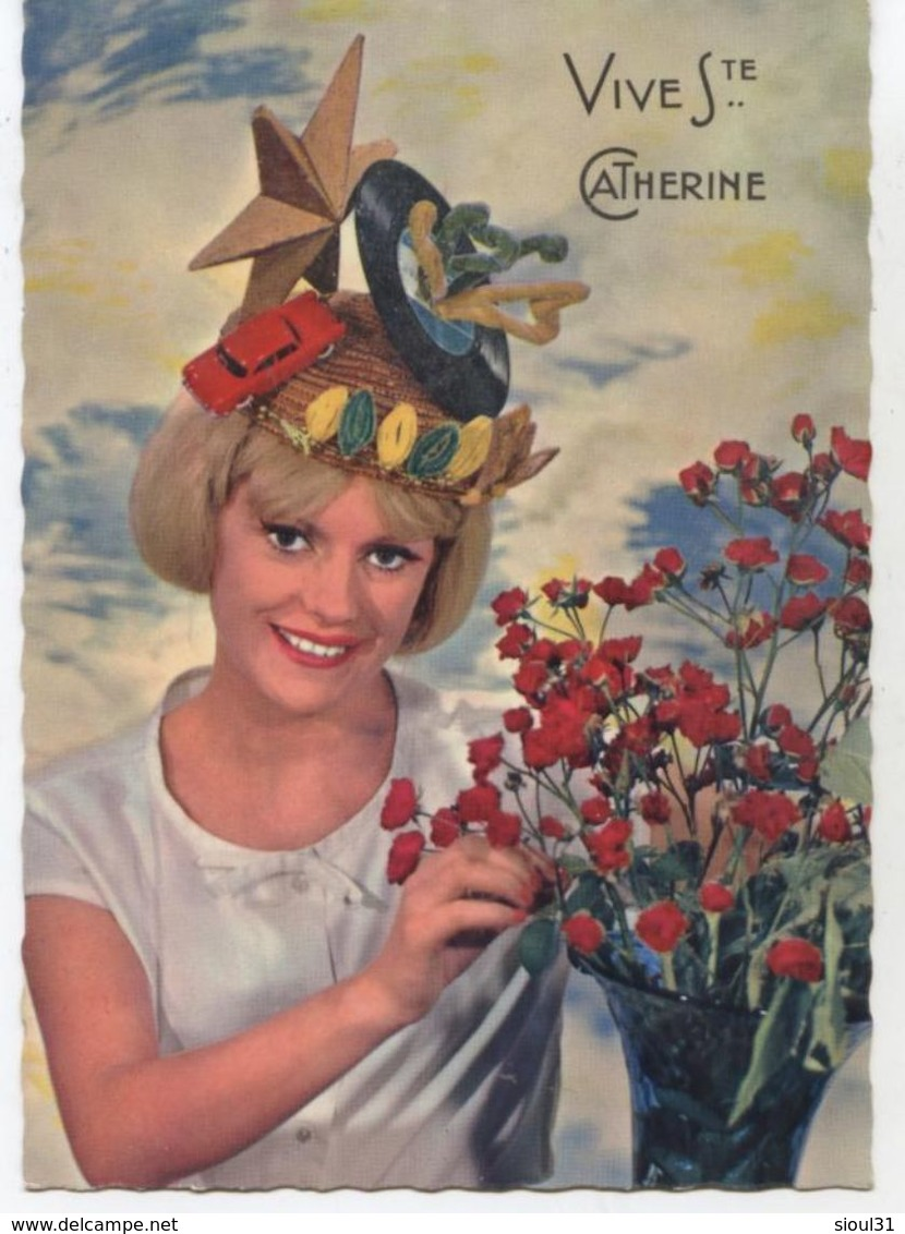 VIVE SAINTE  CATHERINE. SUPER ETAT - Saint-Catherine's Day