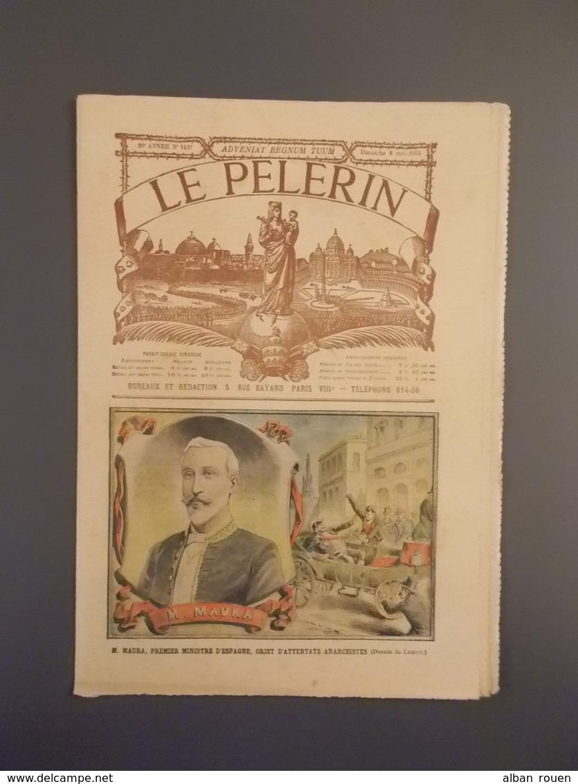 AN - Le Pelerin - N°1427 - 8 Mai 1904 - Journaux - Quotidiens