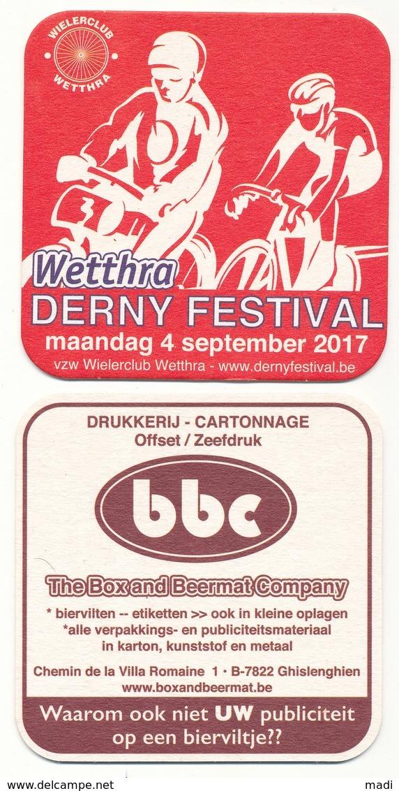 Wetteren Wetthra Derny Festival 2017 - Sous-bocks