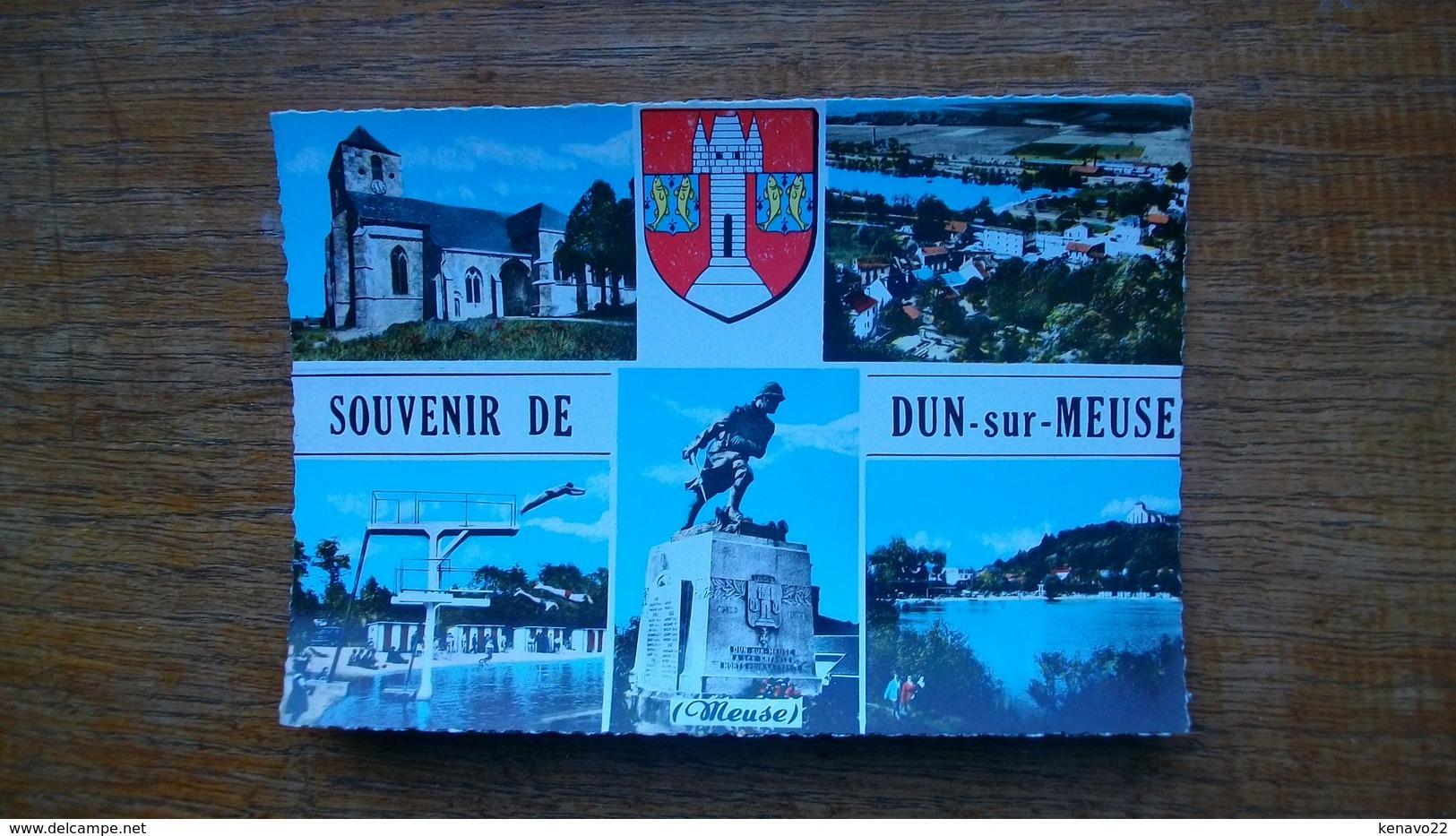 Dun-sur-meuse , Multi-vues - Dun Sur Meuse