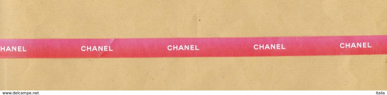 Bracelet Parfumé Ruban Perfume Ribbon CHANEL * SAINT VALENTIN VALENTINE 2018 *** 40 Cm - Perfume Cards