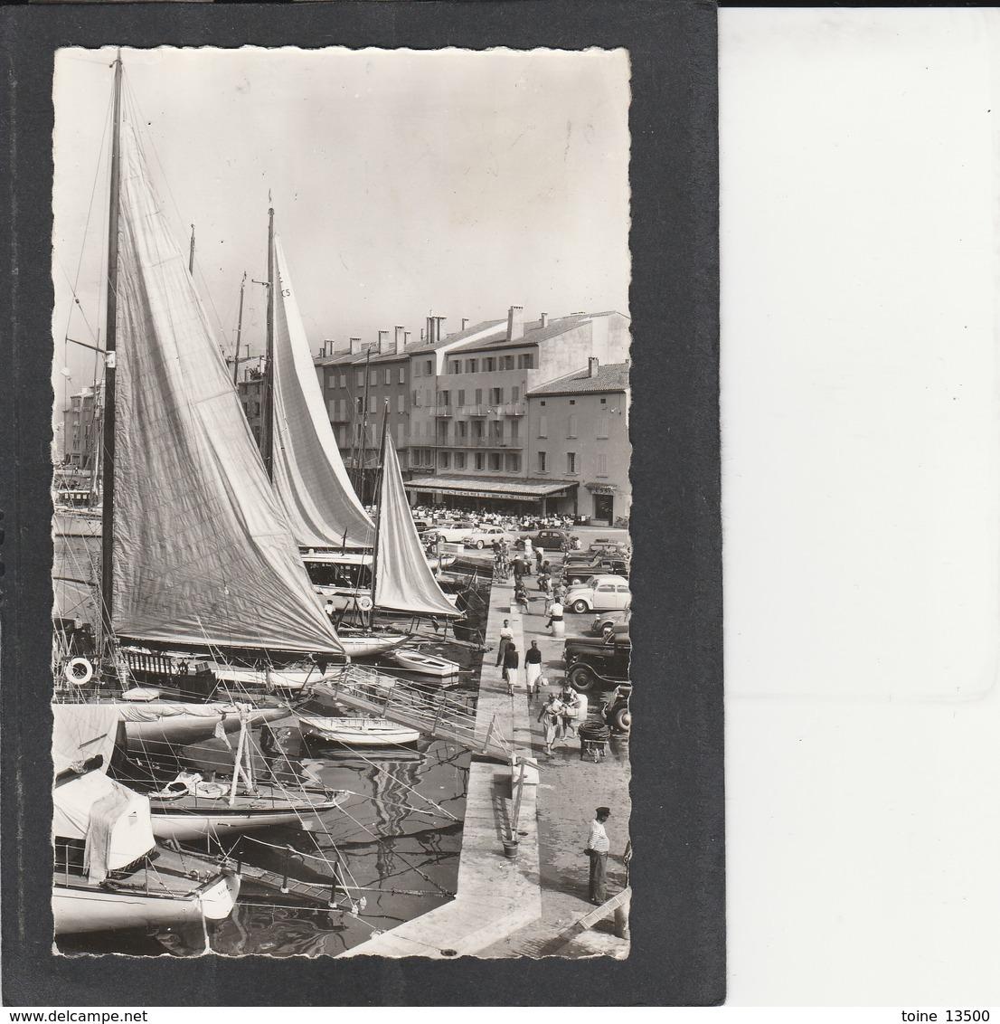 83 SAINT TROPEZ - Lot De 14 Cartes (à Voir 14 Scans) - Saint-Tropez