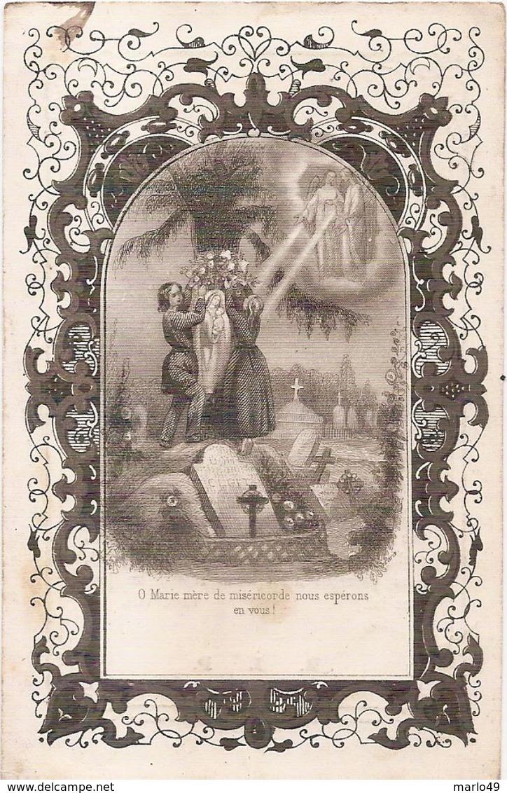 DP. ISABELLE CLAIRE DE RYCKER + BLANKENBERGHE 1862 - 39 ANS - Religion & Esotericism