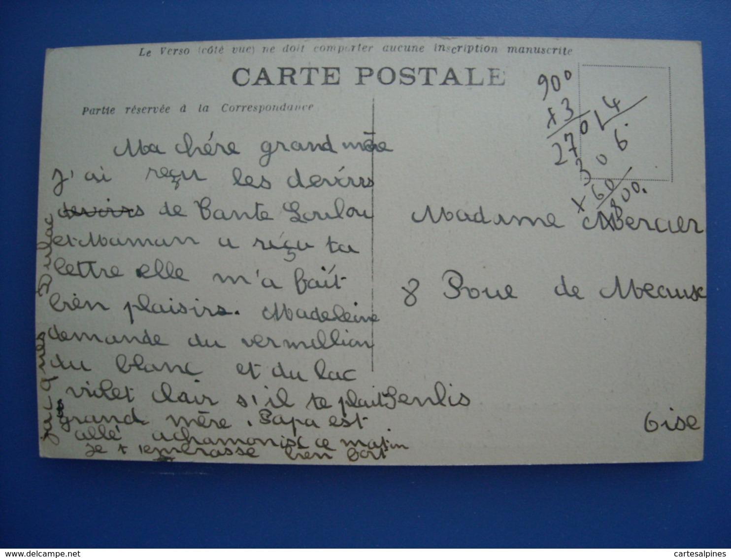 Saint Gervais Les Bains. Ecole De Ski Au Mont Lachat, Vers 1910, SUP. - Saint-Gervais-les-Bains