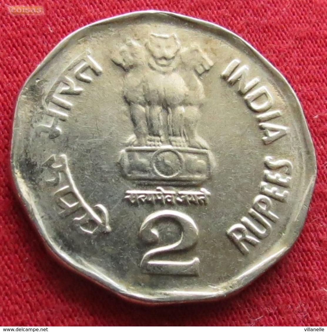 India 1 Rupee 2003 (N) Inde Indie - Inde
