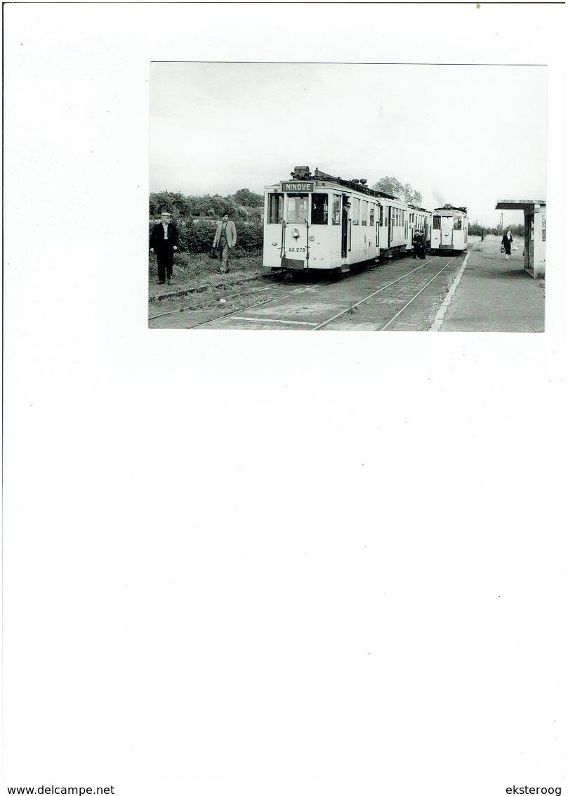 Vollezele - Tram Statie - Galmaarden