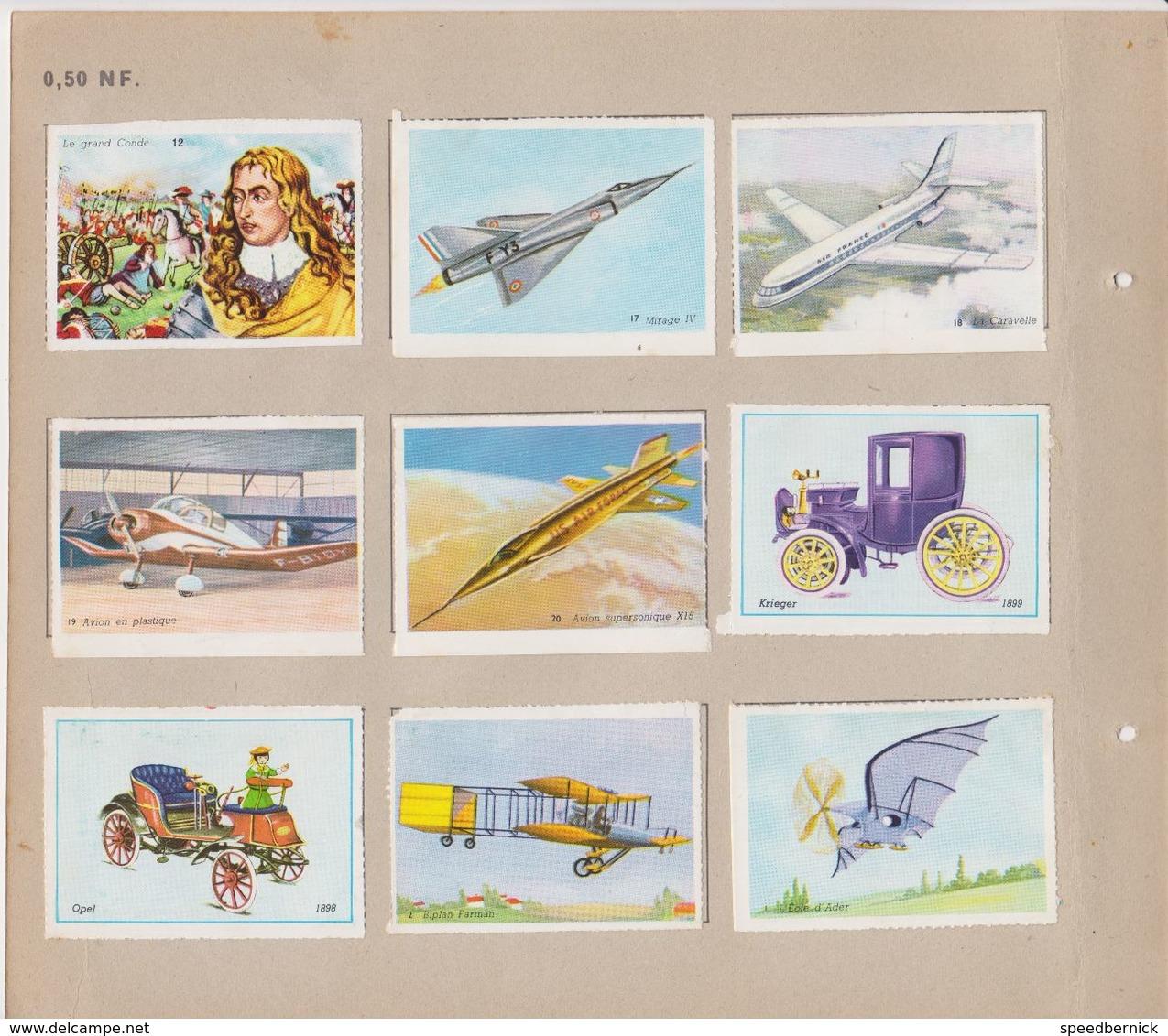 Caisse Epargne RENNES FRANCE 35 -EPARGNE Scolaire -collection Timbres Epargne - Chromos Images -Quinquis - Monnaies & Billets