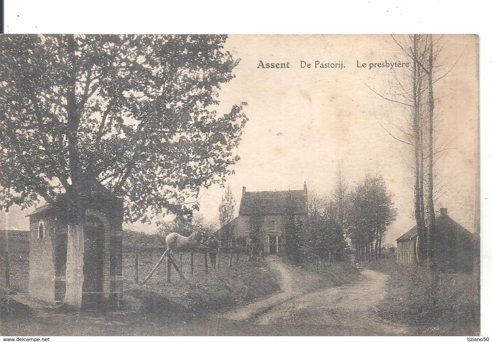 ASSENT,DE PASTORIJ.viaggiata 1934.fp.4821 - België
