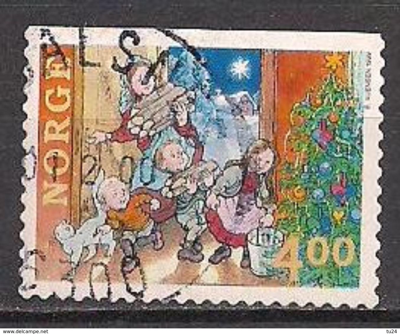 Norwegen  (1999)  Mi.Nr.  1331  Gest. / Used  (11et17) - Gebraucht