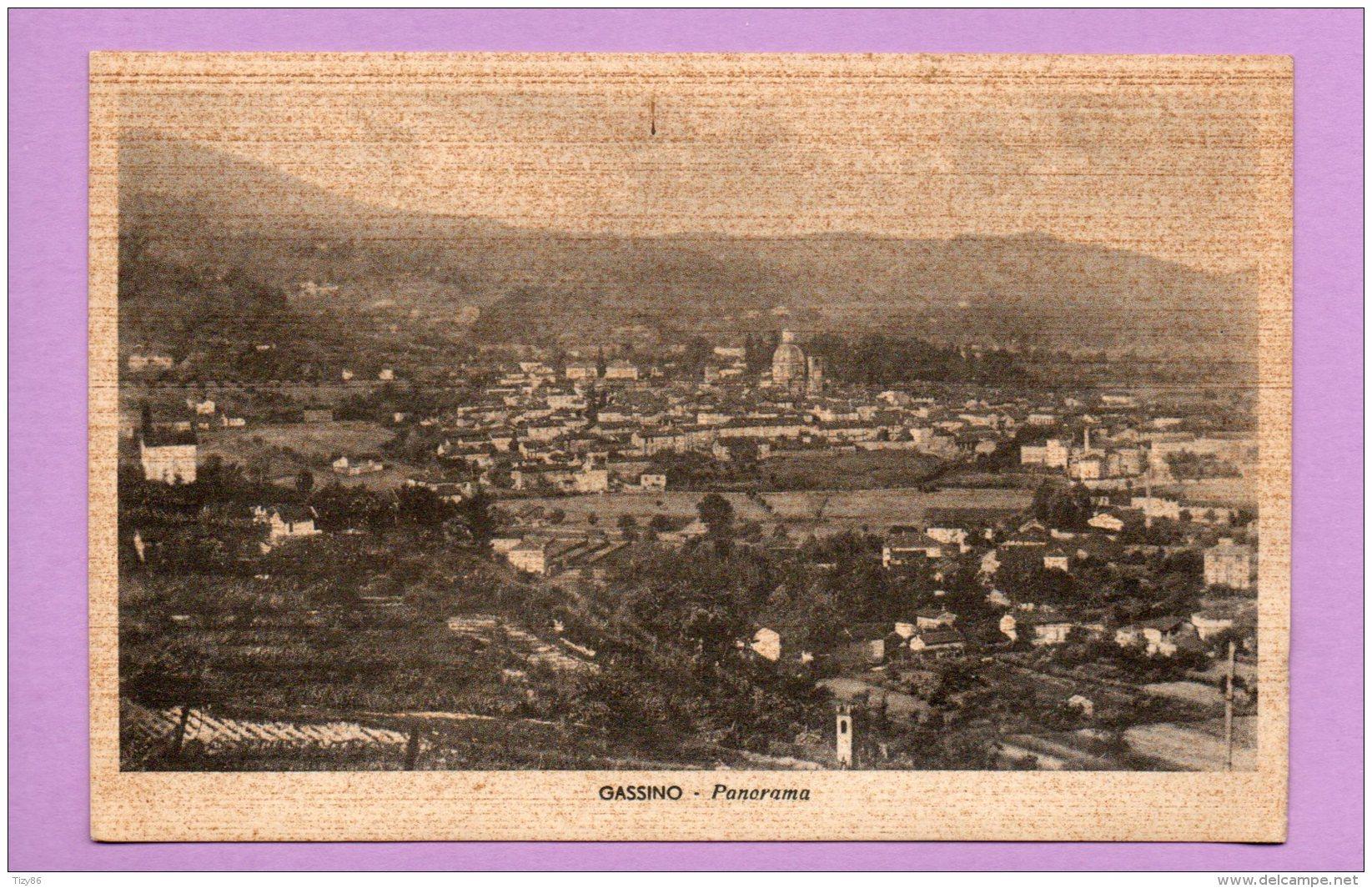 Gassino - Panorama - Italie