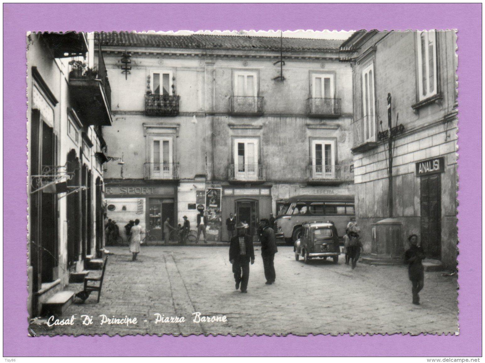 Casal Di Principe - Piazza Barone - Caserta