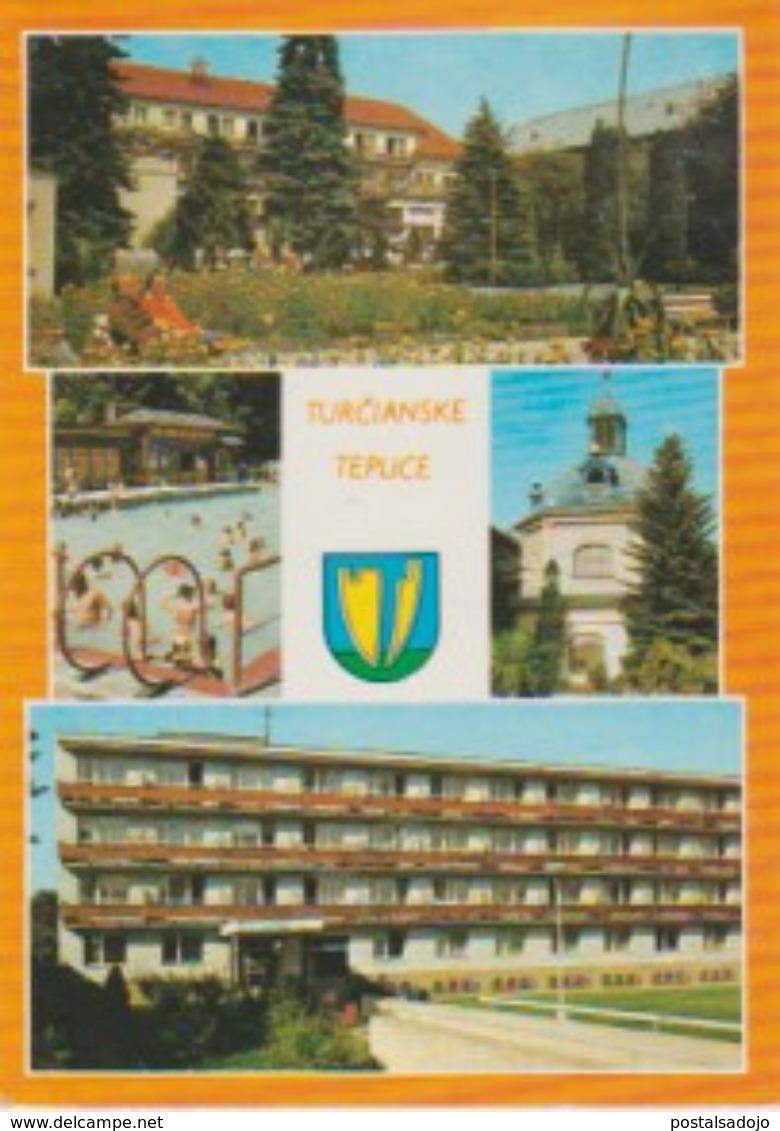(SL42) TUCIANSKE TEPLICE - Eslovaquia