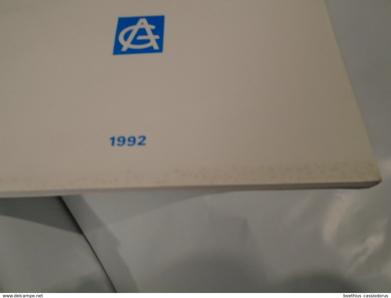 GEOLOGIE ALPINE TOME 68 (sommaire En Photo) 1992 / ALPES - Sciences