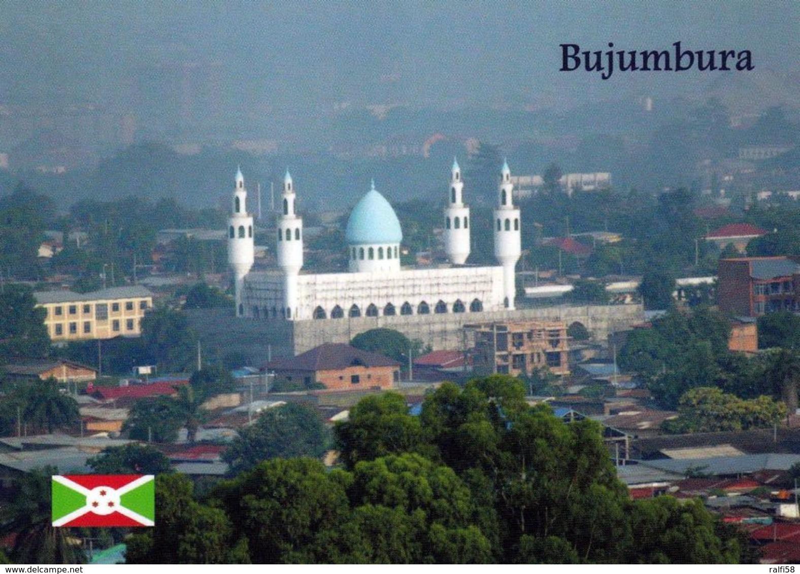 1 AK Burundi * Moschee In Bujumbura - Hauptstadt Und Größte Stadt Des Landes * - Burundi