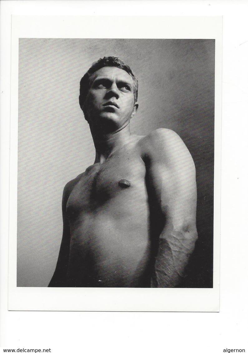 19340 - Steve Mcqueen 1956 Photograph By Roy Schatt (format 10X15) - Acteurs