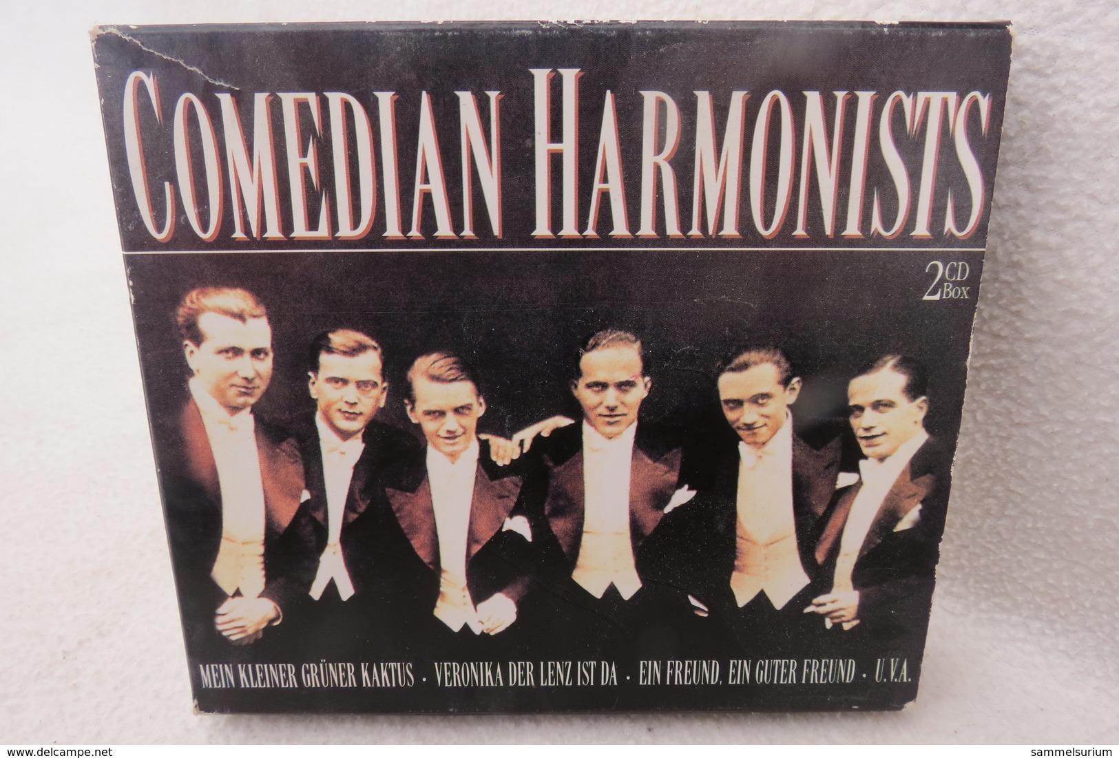 """2 CDs """"Comedian Harmonists"""" - Sonstige - Deutsche Musik"""